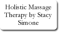 Holistic Massage Therapy by Stacy Simone